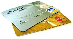 Vergleich von Kreditkarten