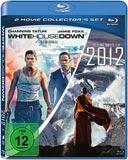 White House Down (2013) / 2012 (2009) [Blu-ray]