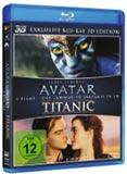Avatar & Titanic 3D (4 Discs inkl. 2D, exklusiv bei MediaMarkt)