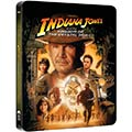 Indiana Jones and the Kingdom of the Crystal Skull (Zavvi Exclusive Limited Edition Steelbook) [Blu-ray]