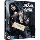 Jessica Jones: Season 1 (Zavvi Exclusive Limited Edition Steelbook) [Blu-ray]