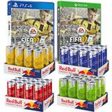 Fifa 17 plus Red Bull Energy Drink, 12er Pack (12 x 250 ml)