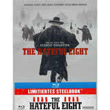 The Hateful Eight (Steelbook, CH) [Blu-ray]