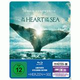 Im Herzen der See (exklusives Steelbook) [Blu-ray]