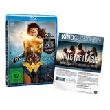 Wonder Woman + Justice League Kinoticket (Exklusiv)