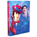 Mary Poppins Rückkehr (Steelbook) [Blu-ray]