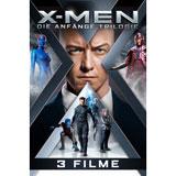 X-Men - Die Anfänge Trilogie [HD + 4K HDR + Dolby Atmos]
