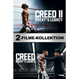 Creed 1 + 2 (Bundle) [HD + 4K + Dolby Vision]