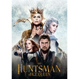 The Huntsman & the Ice Queen [HD + 4K + HDR]