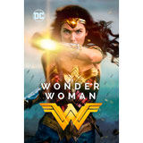 Wonder Woman [HD + 4K + Dolby Vision + Dolby Atmos]