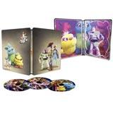 Toy Story 4 (Steelbook, inkl. 2D) [3D Blu-ray]