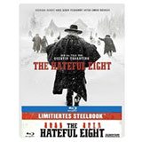 Hateful Eight (Steelbook) [CH Import] [Blu-ray]