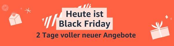 Black Friday Woche Schnäppchen